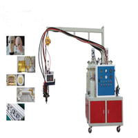 Low pressure Metering Machine for Rigid Polyurethane