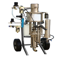 CNMC-CZ Fiberglass Spray Machine