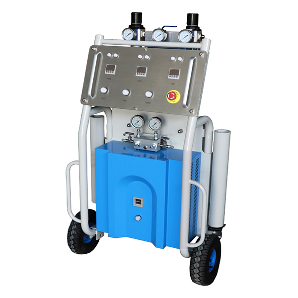 WHAT ARE THE CHARACTERISTICS OF PU FOAMING MACHINE?