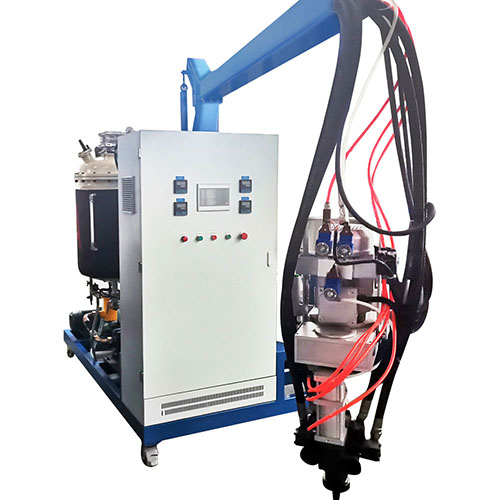polyurethane injection machine price